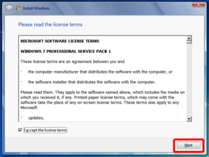 Windows 7 service pack 2 - How To Install Easily 1