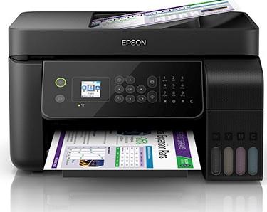 Epson l5190 Resetter Adjustment Program