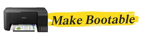 Make Bootable