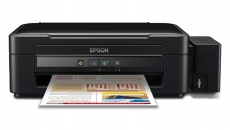 Epson L360 Resetter – waste ink pad Reset