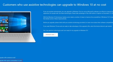 Download Windows 10 Free Upgrade – Free Download