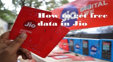 How to get free data in Jio 2021