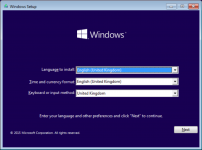 Fresh install windows 10 – with Easy Guidance